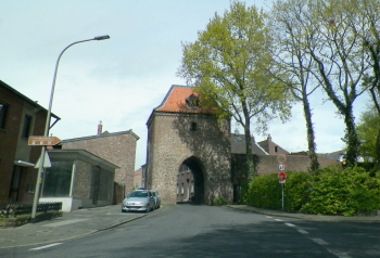 zondag 24. april 2016 - Voorjaarsrit - Limburg